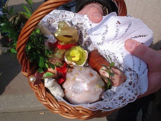 01 fleischweihe zu ostern, sanok