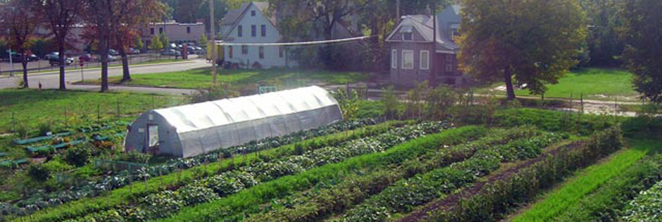 Earthworks Urban Farm